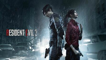 Resident Evil 2 Remake Hd Wallpapers New Tab Hd Wallpapers