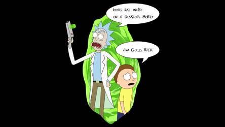 Rick And Morty Wallpaper Hd New Tab Themes Hd Wallpapers