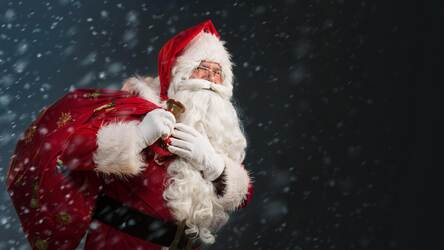 Santa Claus Hd Wallpapers New Tab Themes Hd Wallpapers