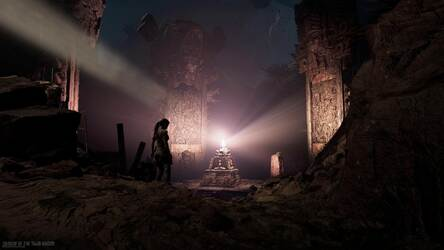 Shadow Of The Tomb Raider Wallpapers New Tab   HD Wallpapers