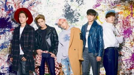 Kpop SHINee HD Wallpapers New Tab Themes | HD Wallpapers & Backgrounds