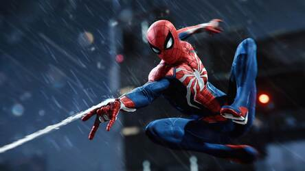 Marvel Spider Man Ps4 Hd Wallpaper New Tab Hd Wallpapers Backgrounds
