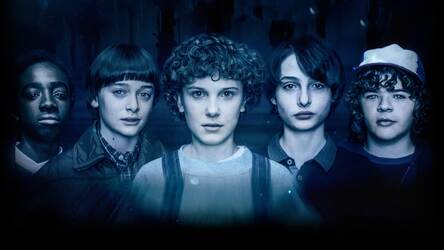 Stranger Things Hd Wallpaper New Tab Themes Hd Wallpapers