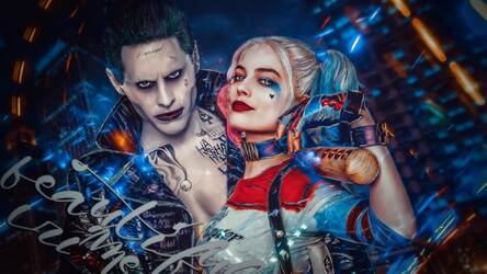 Suicide Squad Wallpapers HD New Tab Themes | HD Wallpapers & Backgrounds