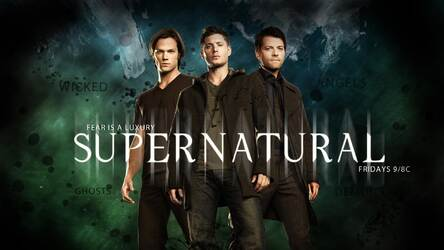 Supernatural HD Wallpapers TV Shows New