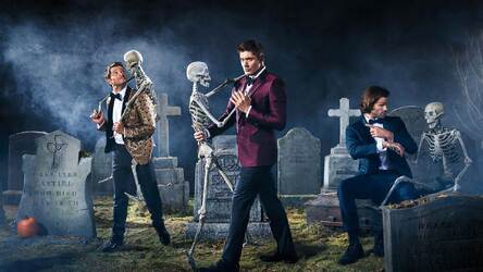 Supernatural Hd Wallpapers Tv Shows New Tab Hd Wallpapers Backgrounds