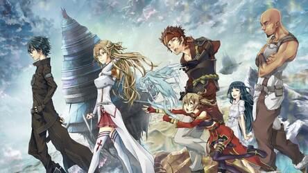 Sword Art Online Sao Wallpapers Hd New Tab Hd Wallpapers