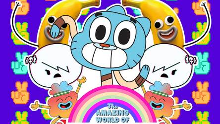 The Amazing World Of Gumball Hd New Tab Hd Wallpapers