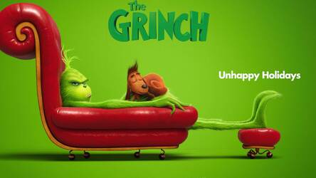 The Grinch HD Wallpapers New Tab Themes