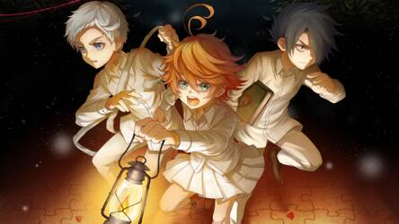 The Promised Neverland Hd Wallpapers New Tab Hd Wallpapers