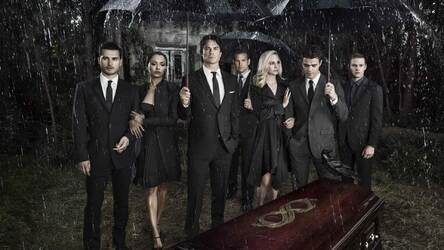 The Vampire Diaries Hd Wallpapers New Tab Hd Wallpapers Backgrounds