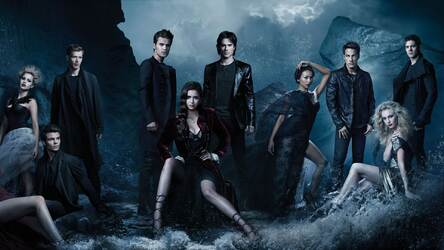 The Vampire Diaries Hd Wallpapers New Tab Hd Wallpapers