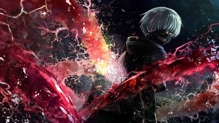 Tokyo Ghoul Wallpapers HD New Tab Themes | HD Wallpapers