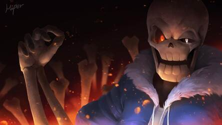 Undertale Sans Papyrus Hd Wallpapers New Tab Hd Wallpapers