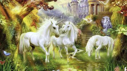 Unicorn Wallpaper HD Magic Horse Fairy