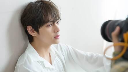 Kim Taehyung V Hd Wallpaper Bts New Tab Hd Wallpapers Backgrounds