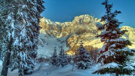 Winter & Snow Wallpapers HD New Tab Themes | Image 2 / 90
