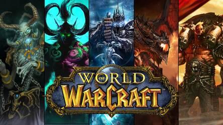 World of Warcraft Wallpaper HD New Tab Theme | Image 1 / 50
