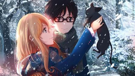 Your Lie In April Wallpaper Hd New Tab Themes Hd Wallpapers