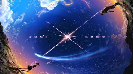 Your Name Kimi No Na Wa Wallpapers New Tab Theme Hd Wallpapers Backgrounds