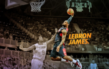 King James – LeBron James Wallpapers New Tab