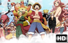 One Piece Wallpapers HD New Tab Themes