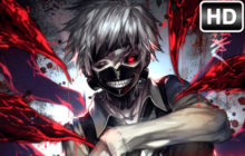 Tokyo Ghoul Wallpapers HD New Tab Themes