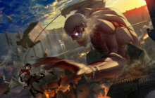 Attack on Titan Wallpapers New Tab Theme