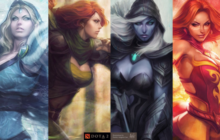 Dota 2 Wallpapers New Tab Theme