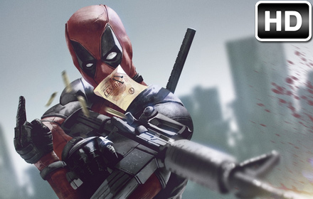 Deadpool Wallpapers New Tab Theme Free Addons