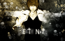 Death Note Wallpapers – New Tab Theme