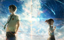 Your Name – Kimi no Na wa Wallpapers New Tab Theme