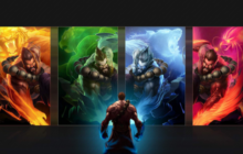 League of Legends Wallpapers New Tab Theme