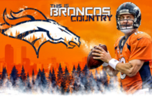 NFL Denver Broncos Wallpapers New Tab Theme