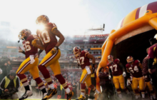 NFL Washington Redskins Wallpapers New Tab