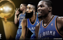 Oklahoma City Thunder Wallpapers New Tab Theme