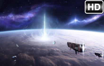 Space Galaxy Wallpaper HD New Tab Themes - HD Wallpapers ...