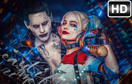 Suicide Squad Wallpapers Hd New Tab Themes Free Addons