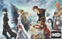 Sword Art Online (SAO) Wallpapers HD New Tab