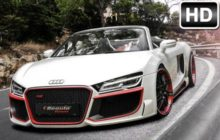 Audi R8 Wallpaper HD Cars New Tab Themes