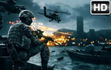 Battlefield HD Wallpapers New Tab Theme
