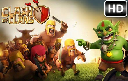 Clash Of Clans Wallpapers Hd New Tab Theme Free Addons