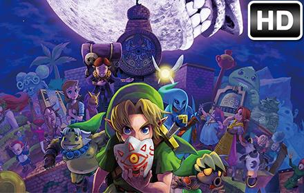 The Legend Of Zelda Wallpapers Hd New Tab Free Addons