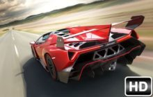 Cars HD Wallpaper New Tab Themes