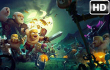 Clash Royale – Clash Of Clans Wallpaper HD New Tab