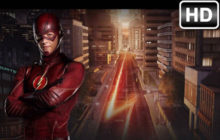 The Flash Wallpapers HD New Tab Theme
