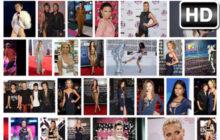 MTV Billboard Music Stars HD New Tab Themes