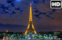 Paris Wallpaper HD New Tab City Themes