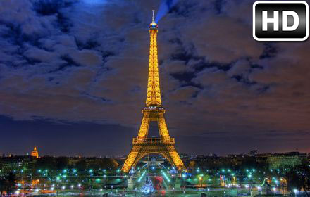 Paris Wallpaper HD New Tab City Themes | HD Wallpapers ...