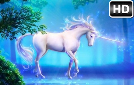 unicorn wallpaper hd magic horse fairy themes free addons - Unicorn Pics